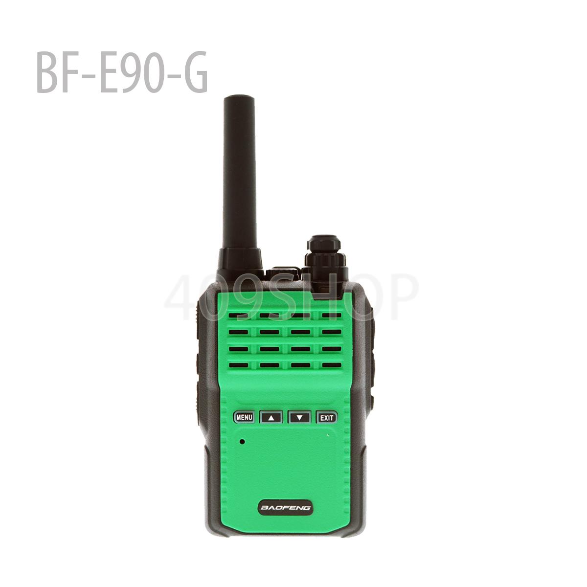 BAOFENG BF-E90-G Mini Two Way Radio UHF 400-470 MHZGreen