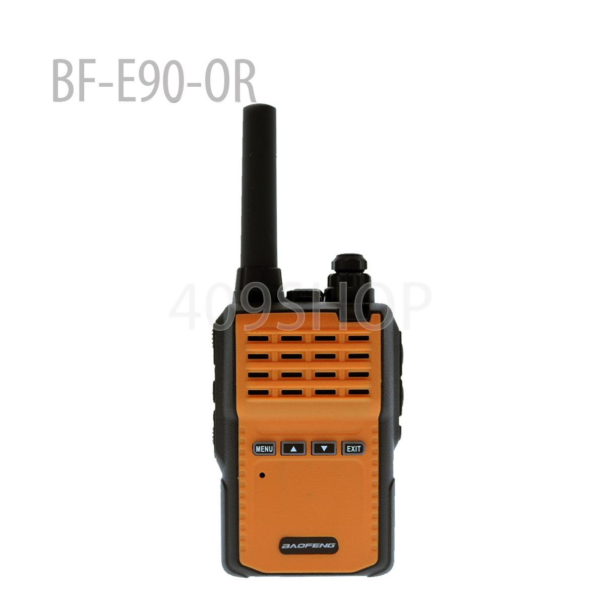 BAOFENG BF-E90-OR Mini Two Way Radio UHF 400-470 MHZOrange