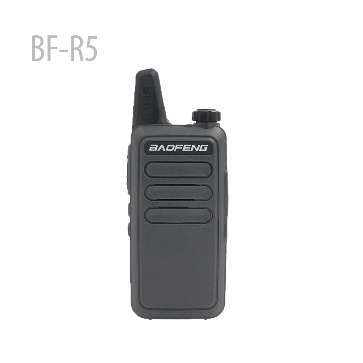 BAOFENG BF-R5 Mini Portable two way radio UHF 400-470MHz