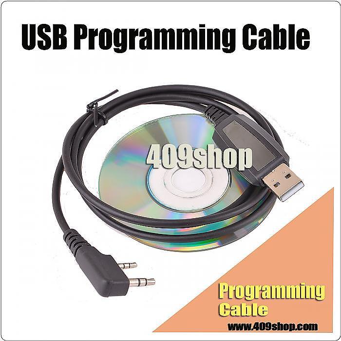BAOFENG UV5R USB Interface ProgrammingCable