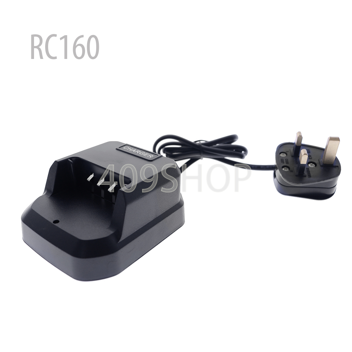 RC160 CHARGER WITH 3 Pinks UK POWER PLUG ForSJ409