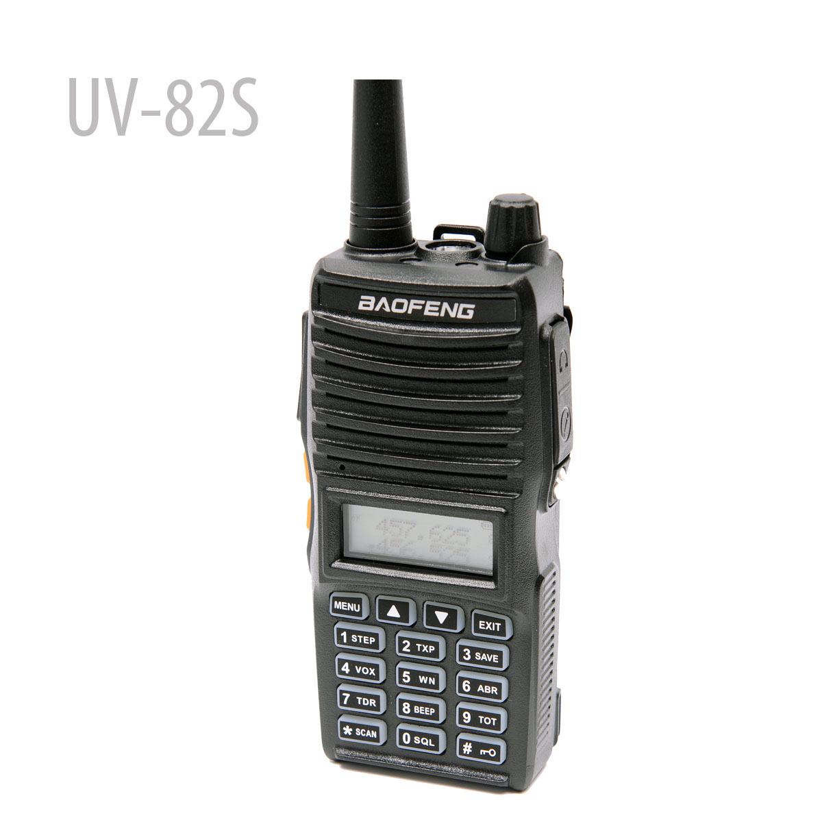 New Arrival Baofeng UV-82S 5W 136-174MHz & 400-520MHz Dual Band Handheld Walkie Baofeng UV-82 H/L Power HIGH (5W VHF /UHF 4W)/ LOW 1W Walkie Talkie Transceiver Dual Band 136-174/400-520MHz True 5W High Power Two-WayRadios